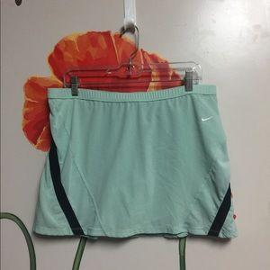 Nike Skirt ( inside shorts)